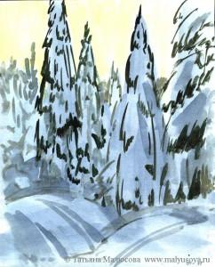 watercolors 01