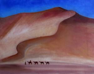 пустыня-1 2016 хм 44х56